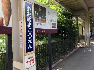 函館旅するパスポートで大沼公園へ
