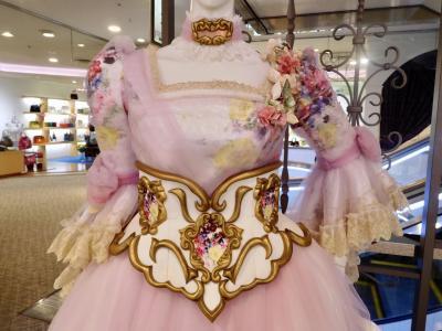 2020 東京散歩♪  コンスタンツェ@ロクモのお衣装を見に行ってみた♪
