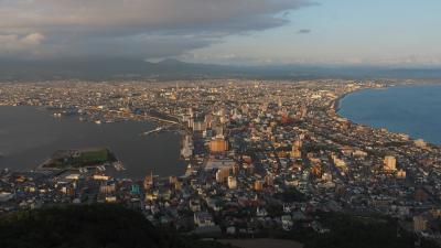 2020 夏休み_函館&道南旅1 「初めての函館でレイキャビクを思い出す」