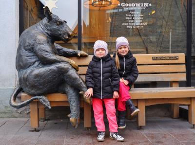 バルト3国とちょっとだけヘルシンキ8日間の旅 8.タリン市内観光後、フェリーでヘルシンキへ