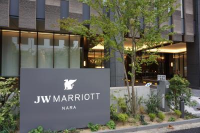 奈良県 JWマリオットホテル奈良に泊まるという旅