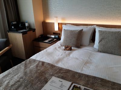 ぱくぱくモグモグ漫遊記  お得なプランでホテル満喫1日目館内を紹介します