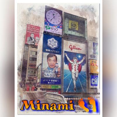 マイクロツーリズム、ミナミの商店街をぶらぶら歩く編 2020年 8月