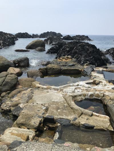 33年ぶりの屋久島。縄文杉と宮之浦岳、平内海中温泉を再び