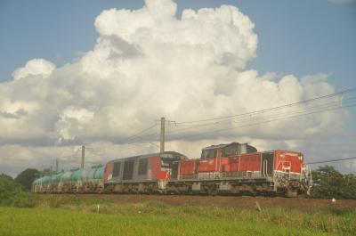 関西本線で貨物列車を撮って来ました。