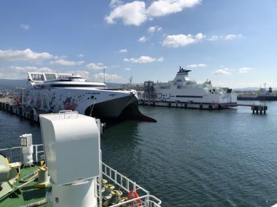 大間にマグロを食べに行く!ノスタルジック航路津軽海峡フェリー旅