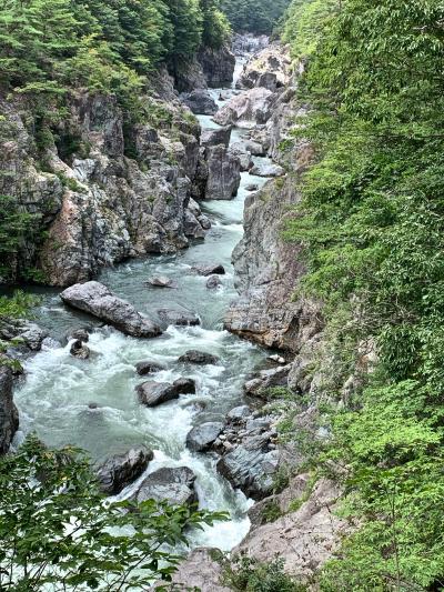 コロナと猛暑の日々:ちょっと息抜きに北関東&尾瀬沼へ:1<鬼怒川>