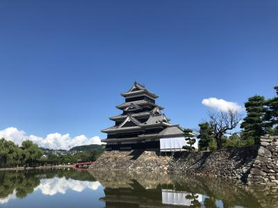 上高地・松本観光 2020年8月