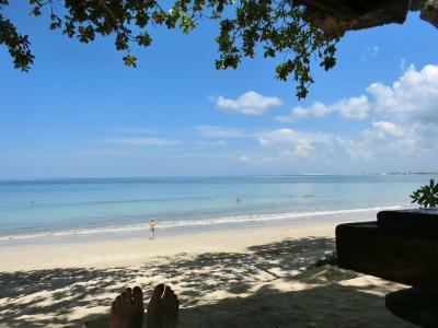 2020*  ②去年に続いてバリ島8日間 インターコンチネンタル ホテル内でゆっくり
