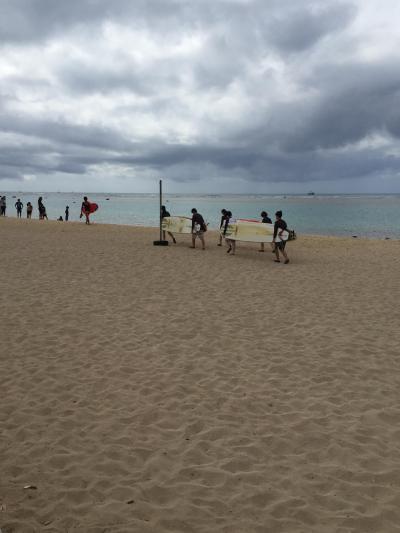 2016`Hawaii 年頃の娘息子との卒業記念家族旅行♪5日目