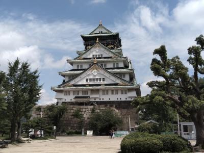 週末の大阪・なんばへ2泊3日~2日目観光&食べ歩き
