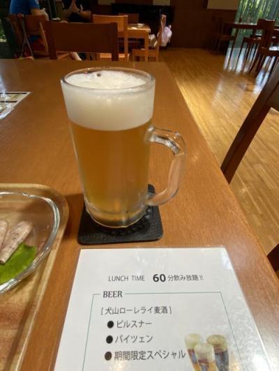 岐阜駅前昭和探しと犬山地ビール食べ飲み放題日帰り1人旅 2