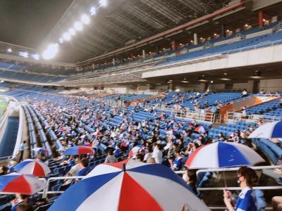2020J1リーグ第27節ホーム札幌戦観戦記