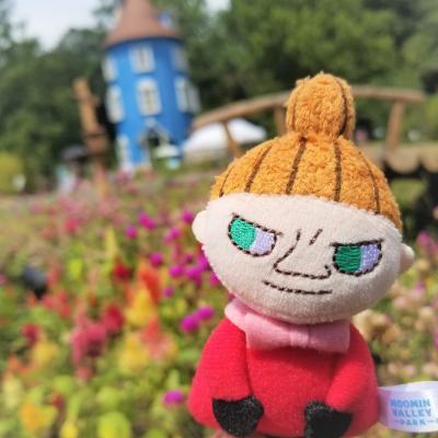 ねぇムーミン♪カラフル傘のメッツァビレッジとムーミンバレーパークを歩く☆埼玉県:飯能市(宮沢湖)