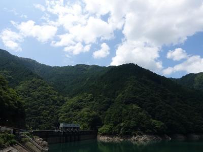 ふらっと十津川~龍神(R425)