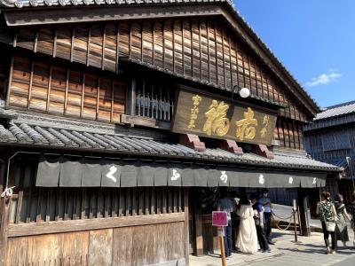 伊勢・二見浦への旅(その5☆おはらい町 後編)