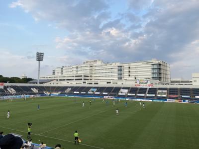 【2020】Jリーグ アウェー観戦 横浜遠征 旅行記【日帰り】