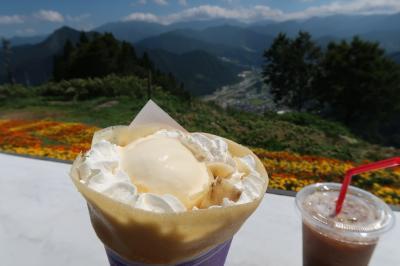 2020 夏の越後湯沢へ日帰り旅☆湯沢高原アルプの里でリフレッシュ