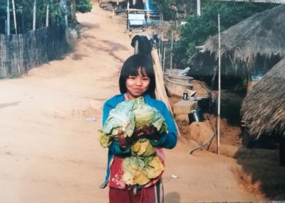 1999年子ども達のバックパッカー・デビュー北タイ旅(1)チェンライで誘われアカ族の村に泊まる。そしてミャンマーとの国境の町へ。