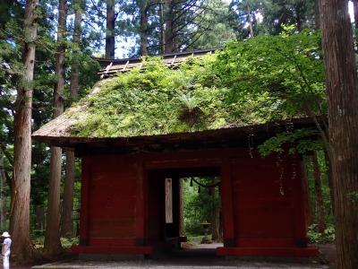 上信越ツーリング 戸隠神社を巡って