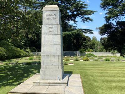 横浜の英連邦戦死者墓地訪問