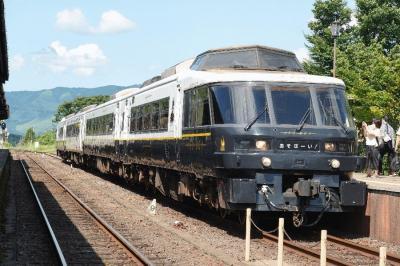 優等列車で九州一周の旅