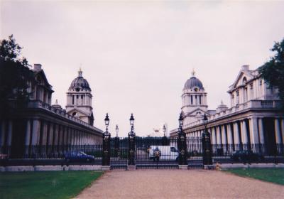 「写ルンです」で撮影したロンドン(1996年)