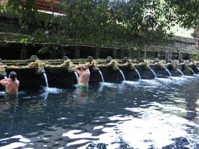 2020  ⑤去年に続いてバリ島8日間 ティルタウンプル寺院・ホテルラグーナリゾート