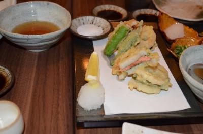 六甲道駅近くの日本料理屋さん