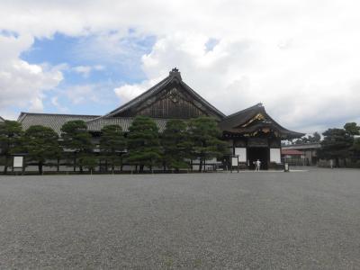 2020夏 関西5:京都 世界遺産二条城は、16年ぶり3回目の訪問、素晴らしさが沁みる