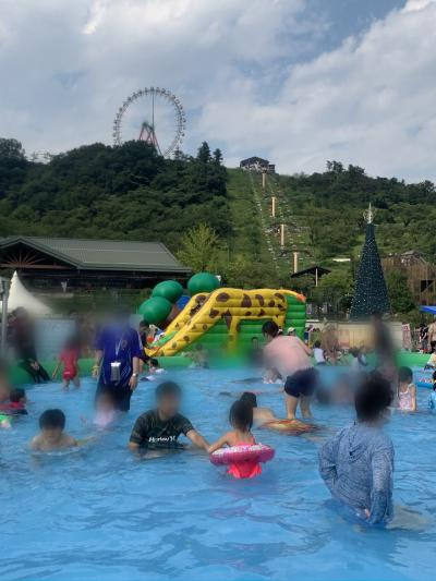 神奈川旅行1 さがみ湖リゾートプレジャーフォレスト