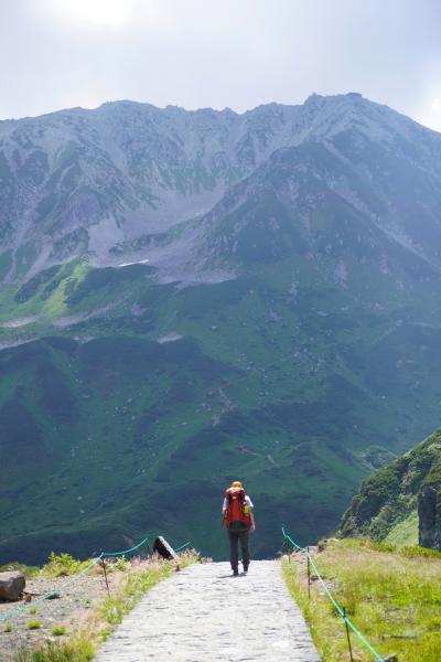 劔岳登山記 1