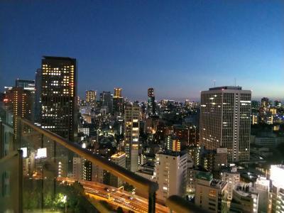 ザ.プリンスさくらタワー東京とパークタワー東京