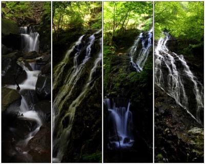 ◆晩夏の大滝川渓谷~幻の大滝と初熊遭遇