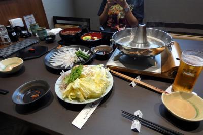 うなぎ処 京丸の昼食