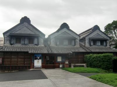 江戸から明治時代の伝統的建造物群の街並み景観が保存されている「蔵の街」栃木市の市街地の下見ツアー