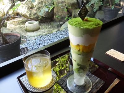 石川県 金沢市◆ 和カフェ『cafe甘 杜の里店』『見城亭』『さくら』2020/09/03・06・09・14