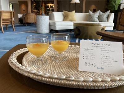 ハレクラニ&ブセナテラスに泊まる沖縄の夏休み