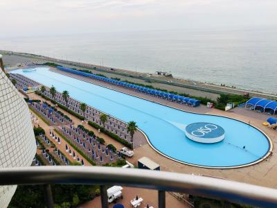 2020年夏 大磯ロングビーチ☆大磯プリンスホテル泊