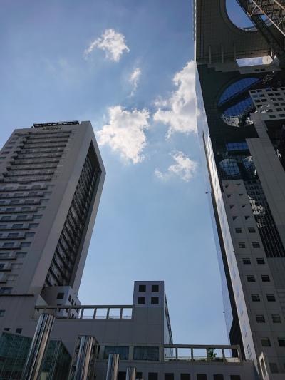 ひとりでウェスティンホテル大阪ステイとアフタヌーンティー①