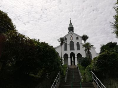 たまにはベタな観光旅行2007  「JALどこかにマイルで長崎へvol.2   市内の世界遺産を巡りました。」 ~長崎~