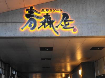 星野リゾート 青森屋宿泊記 その1