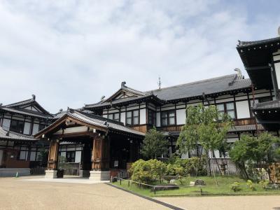 憧れの奈良ホテルへ。 ① 1日目。