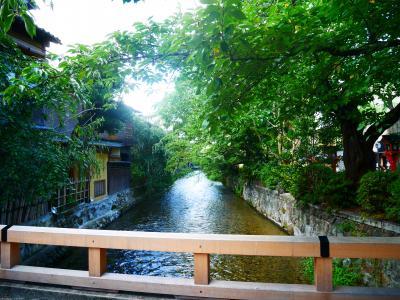 GOTOキャンペーンで格安日帰り京都~気温36度の中の散策と美味しいフレンチの旅~