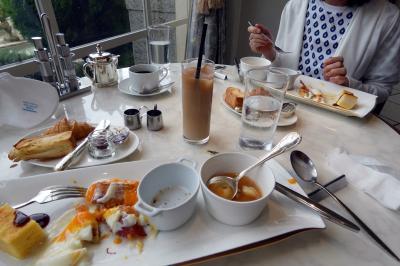05.GoTo会員制リゾート7連泊 エクシブ浜名湖 ルッチコーレの朝食