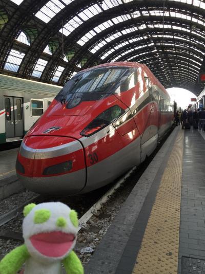 イタリア旅行②ミラノ →ヴェネチア2016/5/24-31