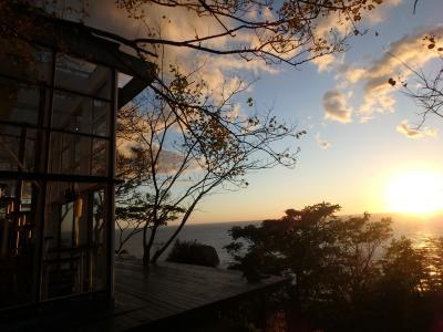 空と海とが溶けあう時間 ~ When the sun kisses the ocean