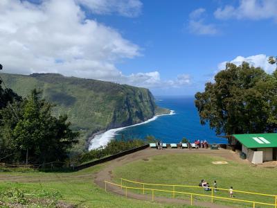 ハネムーン★7泊9日◆ハワイ島&マウイ島★③日目 ワイピオ渓谷~洞窟~サンセット