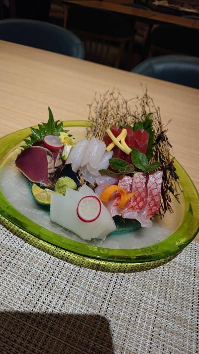 ANAインターコンチネンタル 石垣リゾート 夕飯