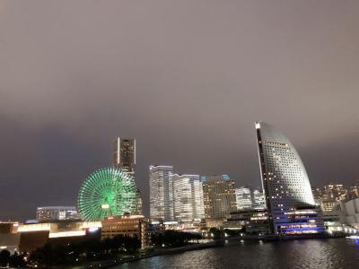 続、インターコンチネンタル横浜、pier8 32時間ステイケーション。